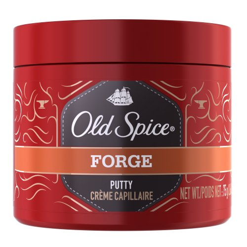 Old Spice Forge Mens Molding Putty, 2.64 FL OZ
