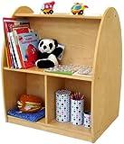 A+ Childsupply Toddler Arch Rolling Storage