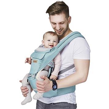 Babytrage Tragetasche Rückentrage Bauchtrage Baby Carrier Babycarrier Unisex DE