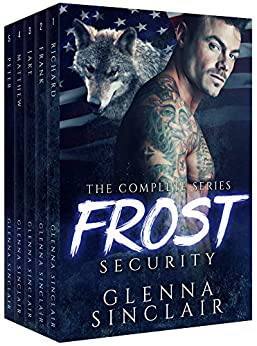 Frost Security: The Complete 5 Books Series by [Sinclair, Glenna]