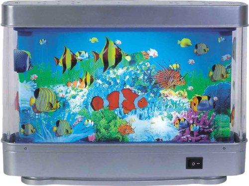 dekoleuchte aquarium