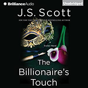 The Billionaire's Touch Hörbuch