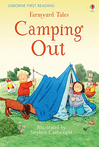 Farmyard Tales Camping Out (First Reading Level 2) (First Reading Level Two) (2.2 First Reading Level Two (Mauve))