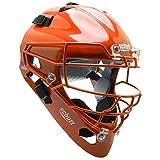 Schutt AiR MAXX Hockey-Style Catcher's Helmet with Facemask, Ultra Lightweight Titanium Face Mask