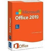 Microsoft Office 2019 Professional Plus 32   64 Bit Windows 1 User   1 PC Instant