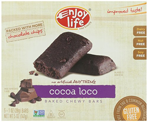 Enjoy Life Chewy Go Bars product image