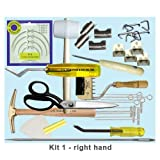 FoamOrder | Upholstery Tools Kit - Starter Set #1 for Professionals | Hammer, Shear Pins, Mallots, Upholster pins | Perfect for Furniture or Upholstering Usage |