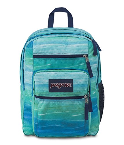 "JanSport Big Student Backpack - 17.5"" (Ocean Ombre)"