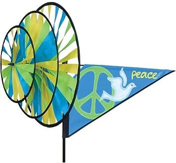 Peace Premier 22145 Triple Spinner 33 by 27-Inch