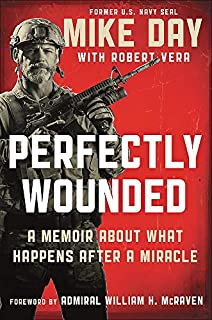 Book Cover: Perfectly Wounded: A Memoir About What Happens After a Miracle