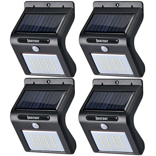 Solar Panel Backyard Lights - 9