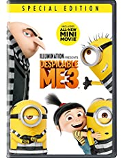 DESPICABLE3 DVD