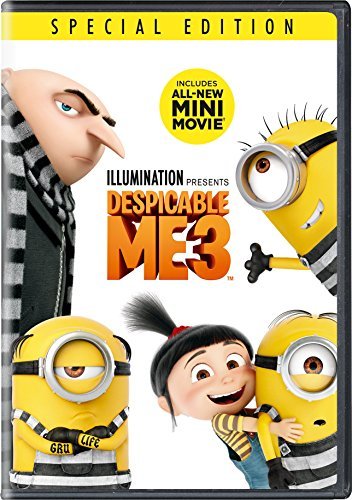 Despicable Me 3 (Best Of Despicable Me)