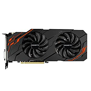GIGABYTE GeForce GTX 1070 Ti Windforce 8GB GDDR5 DVI/HDMI/3DisplayPorts PCI-Express Video Card