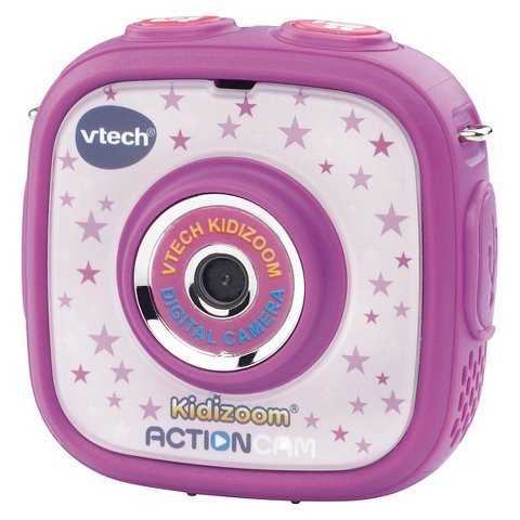 New Kidizoom Action Cam - Pink, Purple by VTech (Image #1)