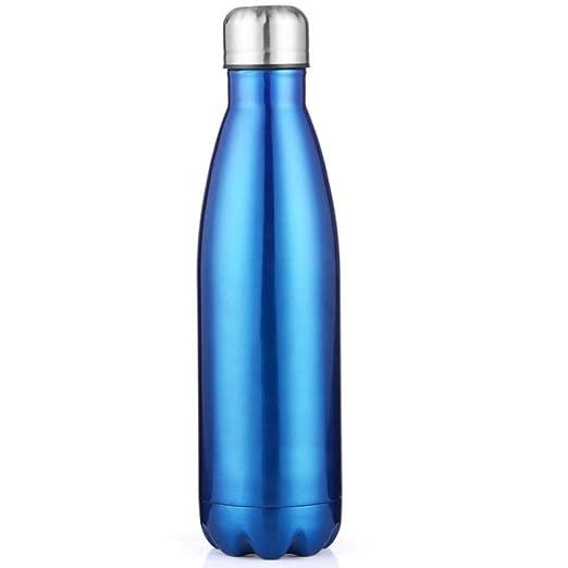 LUOXUEFEI 350-1000 Ml Botella De Agua Al Aire Libre Bala ...