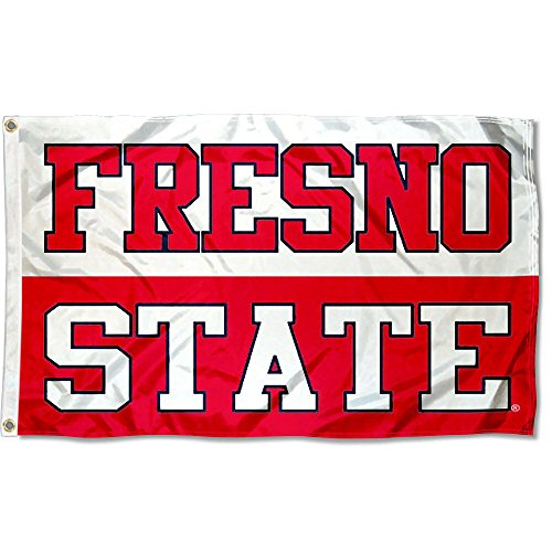 College Flags and Banners Co. Fresno State Bulldogs Flag