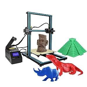Creality CR-10 Aibecy 3D DIY Impresora 300 * 300 * 400 mm Tamaño de Impresión con Marco de Aluminio & Filamento Detector 200 g Filamento Admite PLA/ABS/TPU/Cobre/Madera/Carbon Filament