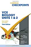 img - for Cambridge Checkpoints VCE Biology Units 1 and 2 Third Edition book / textbook / text book