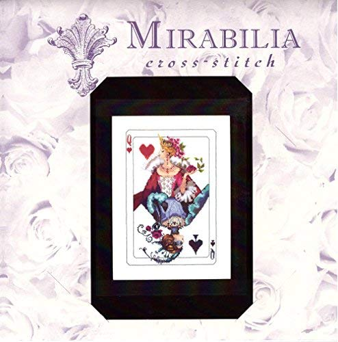 Mirabilia Nora Corbett Counted Cross Stitch Chart ~ ROYAL GAMES I #150