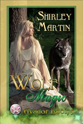 Book: Wolf Magic (Avador) by Shirley Martin