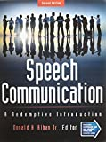 Speech Communication : A Redemptive Introduction, Alban, Donald H., 1465222472