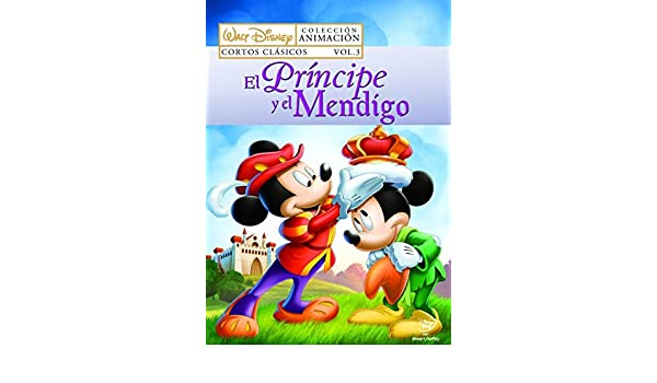 Amazon.com: El Príncipe y el mendigo: Cortos clásicos Disney - Vol. 3: Movies & TV