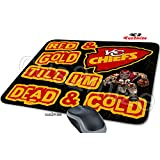 Kansas City Chiefs Mouse Pad Mousepad, Sold by Cus2mize 0723736673989