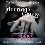 Marriage Games: The Games Duet | CD Reiss
