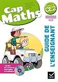 Cap Maths CE2 éd. 2016 - Guide de l'enseignant + CD Rom