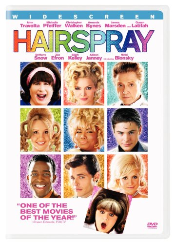 Hairspray (Widescreen - Movie Love Efron Zac