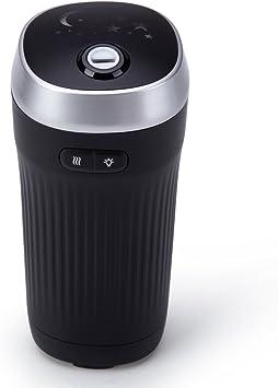 PJS - Difusor de aroma para coche, USB, difusor de aceite esencial ...
