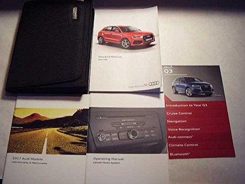 2017 Audi Q3 Owners Manual