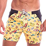 Practical Taddlee Brand Mens Swimwear Swim Surf Board Boxer Trunks Briefs Bikini Pocket Gay Long Swimsuits Sexy Bathing Suits Quick Drying High Quality And Low Overhead Men's Clothing