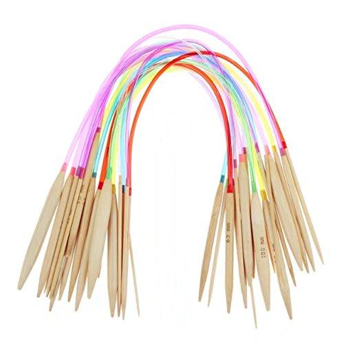 Celine lin Colorful Circular Knitting