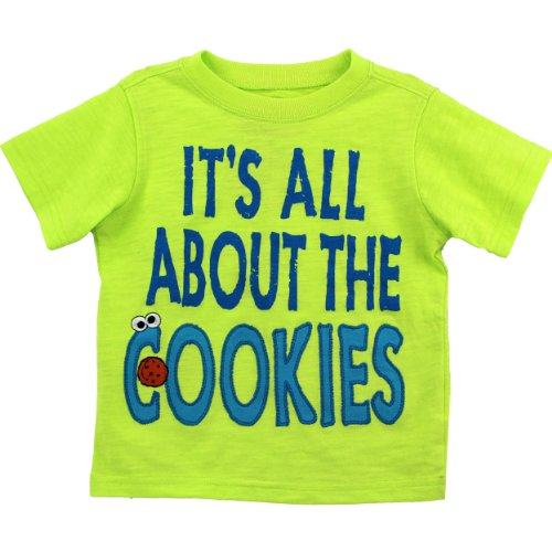 Cookie Monster Toddler T Shirt SMA34450