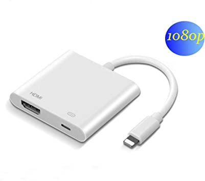 lifeicomall Compatible con iPhone iPad a Cable HDMI, Cable ...