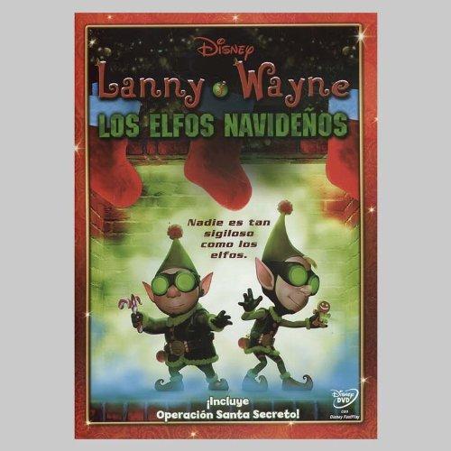 Lanny Y Wayne  Los Elfos Navide  Os
