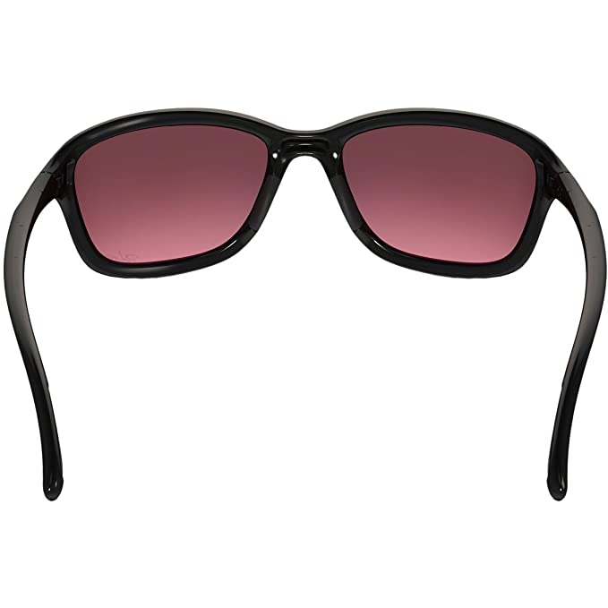4ee56861320 Amazon.com  Oakley Womens Unstoppable Sunglasses Black Rose  Clothing