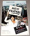 8 ポスター 藤木直人 [HEY FRIENDS]