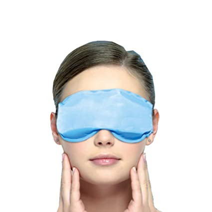 doxungo Ojo Máscara, calientes y frías Ojo Máscara, dormir máscara, Fisioterapia Bolsa de