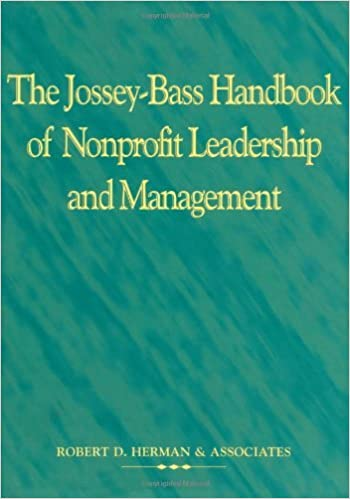 The Jossey-Bass Handbook of Nonprofit Leadership and