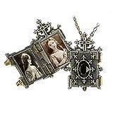 Orthodox Icon of Church Locket Gothic Necklace