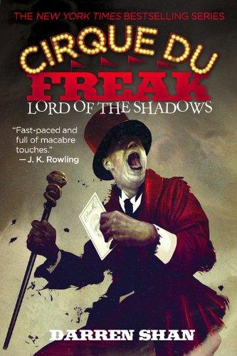 Cirque Du Freak Books 1-12 Ebook