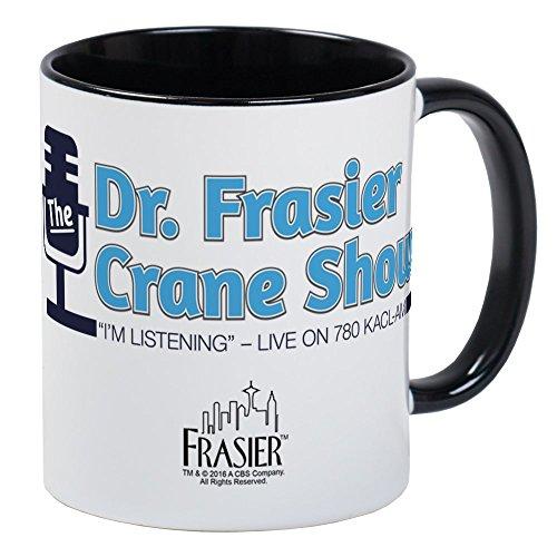 CafePress The Dr. Frasier Crane Show Mug Unique Coffee Mug, Coffee Cup ()