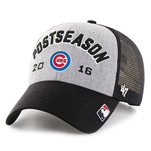 innovative design 9180e be430 Amazon.com   Chicago Cubs  47 2016 NL Central Division Champions Locker Room  Adjustable Hat   Sports   Outdoors