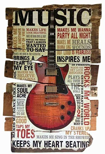 House Music Soul Retro Style Metal Sign Kitchen House Music  Sign Bar Sign