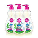 DAPPLE Baby Bottle and Dish Soap, Fragrance Free