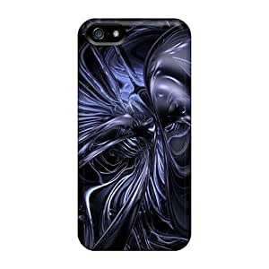 Forever Collectibles Abstract 3d Hard Snap-on Iphone 5/5s Cases