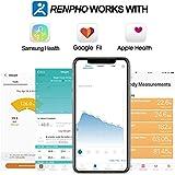 RENPHO Body Fat Scale Smart BMI Scale Digital